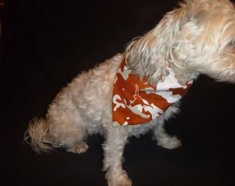 Texas Longhorns Dog Kerchief