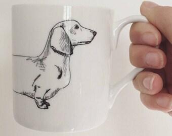 The Dachshund Mug