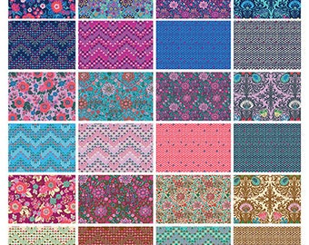 Full Bundle of the Soul Mate Collection by Amy Butler for Free Spirit Fabrics