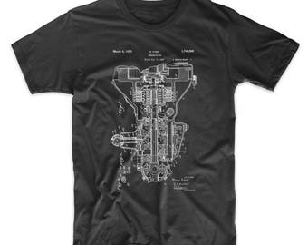 Transmission Patent Patent T Shirt, Mechanic Gift, Car Part Art, Henry Ford, Car Enthusiast, PP0289