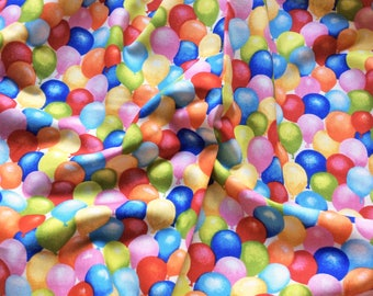 Balloons 1016 'Discounted Price' for Makower UK Patchwork, Quilting, Dressmaking Fabric