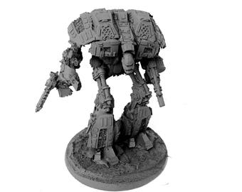 warhammer 40k epic imperial warlord titan