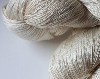4/20 Mulberry Sheen Silk Yarn