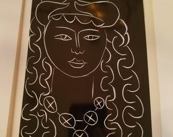 Henri Matisse Pasiphae