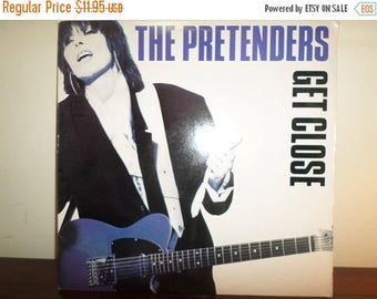 Save 30% Today Vintage 1986 Vinyl LP Record The Pretenders Get Close Near Mint Condition 11696