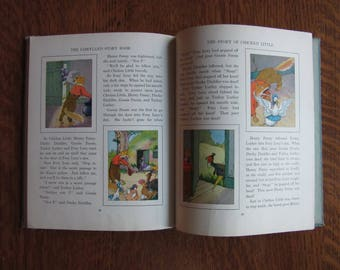 The Fairyland Story Book,1930 Howard E. Altemus,Vintage Children, Classic Bedtime Stories,Picture, Atemus Illustrated,1935 Platt Munk,Willis
