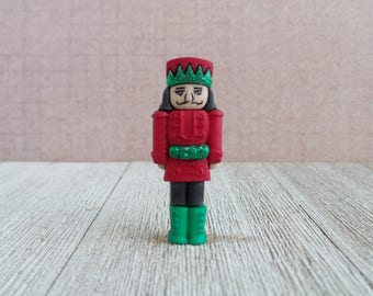 Nutcracker - Toy Soldier - Christmas - Ballet - Play - Lapel Pin