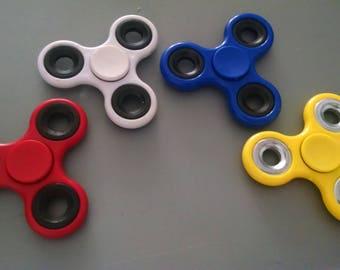 Plastic Fidget Spinner
