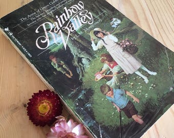 Rainbow Valley, Anne of Green Gables series, written by LM Montgomery, book seven