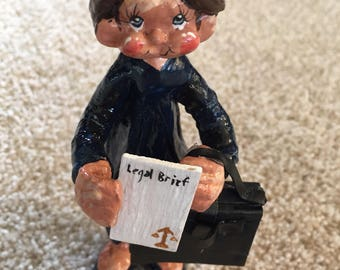 Lawyer Ornament