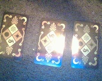 3 tarot card reading