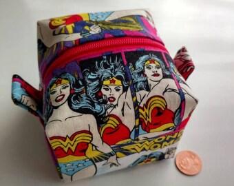 Bitty Bag - Wonder Woman