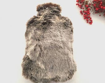 Furry Boy| Hot Water Bottle Cover