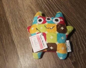 Adopt a Monster - Stuffed Monster - Cute Monster Toy - Monster Plush Toy - Monster- Monster Toy - Minky Monster - Minky Monster Toy