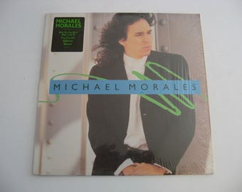 Michael Morales - Self Titled - Circa 1989