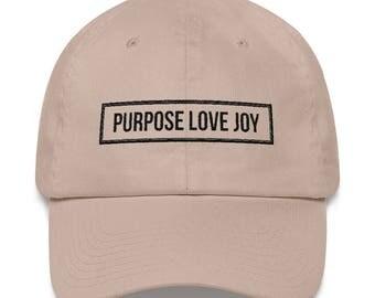 P+L+J/Spread Joy Dad hat