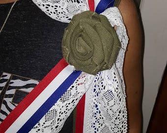 The Patriotic Hobo Bag
