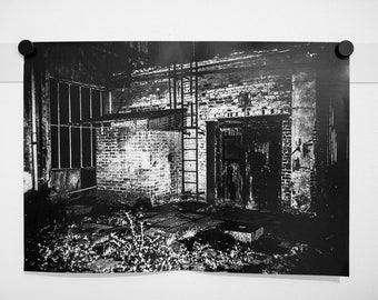 Lightsick I - analogue film photography poster