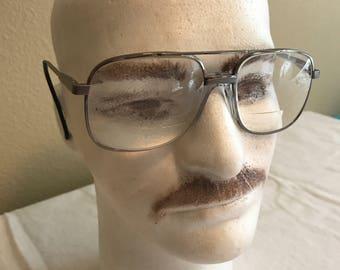 Men's  Vintage Prescription Eyeglasses