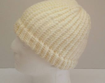 hand knitted wool beanie hat, knit hat, wool hat, knitted beanie hat, hand knitted hat, winter beanie hat, ski beanie hat, winter accessory