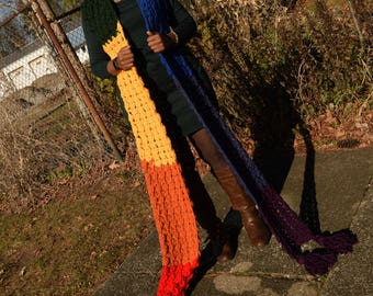Rainbow Super Scarf
