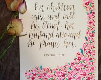 Proverbs 31: Blessed