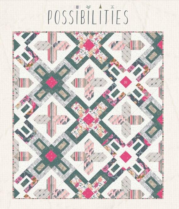Line Art Quilt Kit : Possibilites quilt kit using art gallery bachelorette