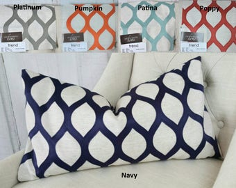Euro Pillow Cover, Designer Quality, Choose Your Size, Jaclyn Smith Pillow Cover, 0311721 Pumpkin