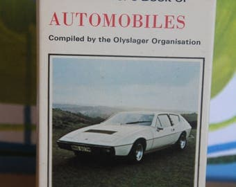The Observers Book of Automobiles  - 1975 edition