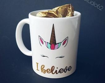 Unicorn Mug, Unicorn, Unicorn Gift, Unicorn Coffee Mug, Coffee Mug, Spirit Animal, Unicorns, Gift For Her, Rainbow Unicorn, Stocking Stuffer