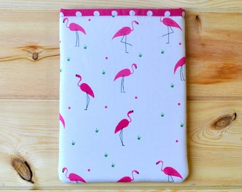 Book Snuggie - Pink Flamingo