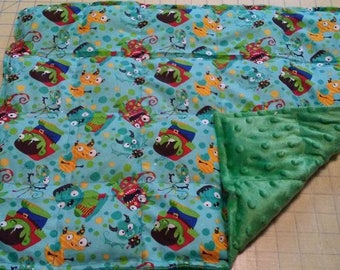 4 lb Monster weighted Lap Pad