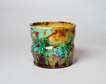 Colorful Cachepot(94)