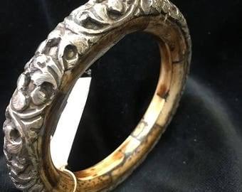 Bracelet ~ Vintage 1970's, Reposse