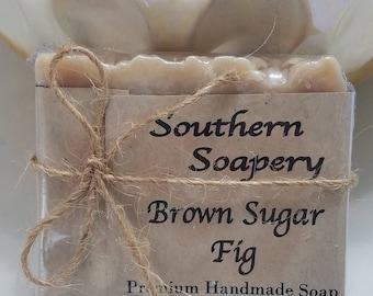 Brown Sugar Fig Soap *Sale*