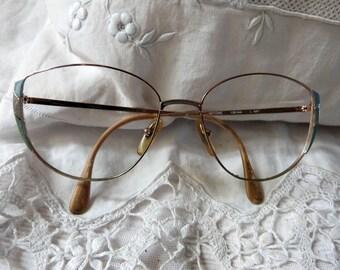 Vintage Eyeglasses Etsy