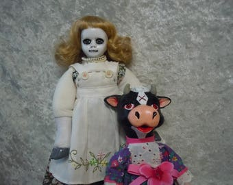 Freaky Farm Friends  Creepy Doll  #140 Day of the Dollies