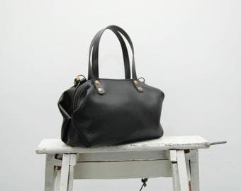 Leather tote bag,everyday bag,crossbody bag,supple leather,soft leather