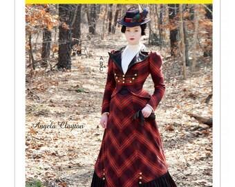 McCall's Pattern M7732 Misses' Costume