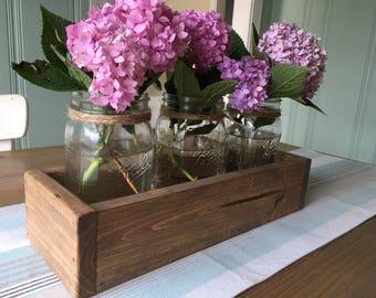 Table Runner Box (Mason Jar width)
