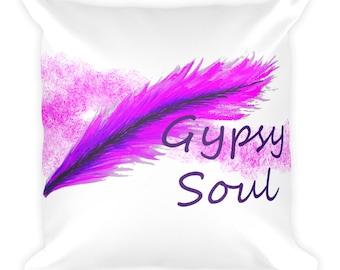 Gypsy Soul Pillow