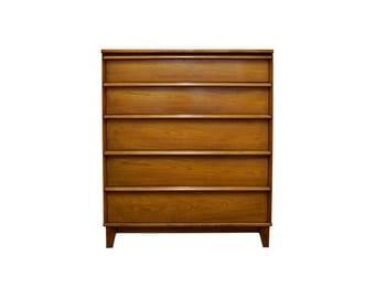 Mid Century Modern Highboy Dresser