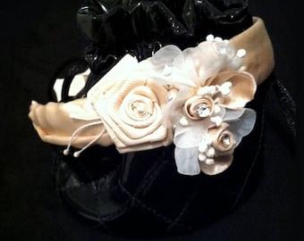 """Headband """"Desert Rose"""""""