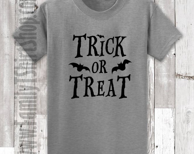 Trick Or Treat With Bats T-shirt