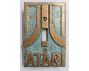 Atari -  Light Switch Cover