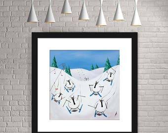 """Snow Patrol"" (Limited Edition Print)"