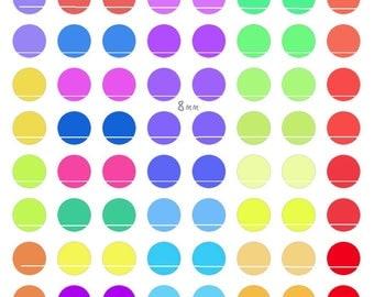 240 # patterns United 96 Images/designs digital 8mm round cabochon