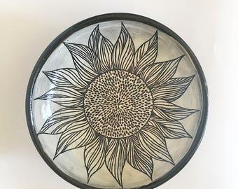 Sunflower Salad Bowl