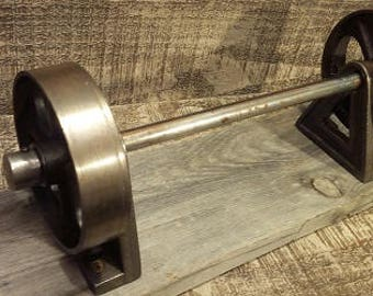 Industrial Wheel Axle Kit