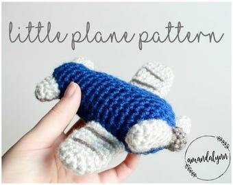 Little Plane Pattern